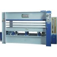 供木工机械100T3层热压机,小型热压机