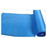 蓝色玻纤防火布