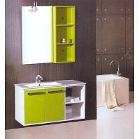 百宜家洁具-实木浴室柜