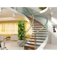 艺极意大利钢木结构楼梯