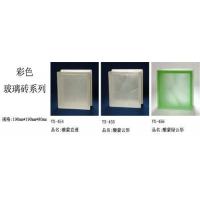 彩色玻璃砖-安徽合肥雅鑫艺术玻璃耗材