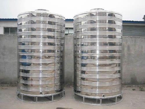 北京不锈钢水箱,不锈钢圆形水箱