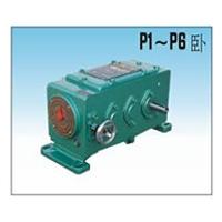 WP系列蜗轮蜗杆减速器及P系列齿链式无级变速器