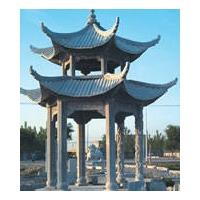 中国古建筑经典石牌坊,石亭、石塔、石桥、龙柱、华表、灯笼、栏