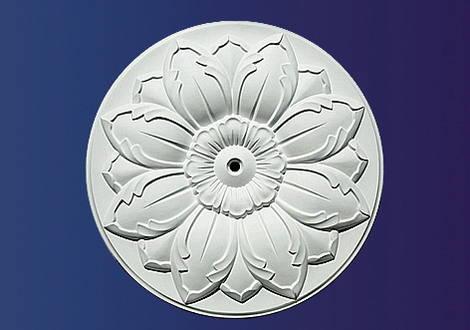 本厂生产的石膏装饰制品表面光洁,花纹清晰,立体感强,强度高,施工