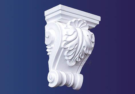 欧式石膏线门头设计效果图