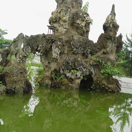 南京富朗园林景观-假山系列-1
