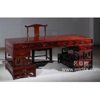 万古情怀红木书桌椅
