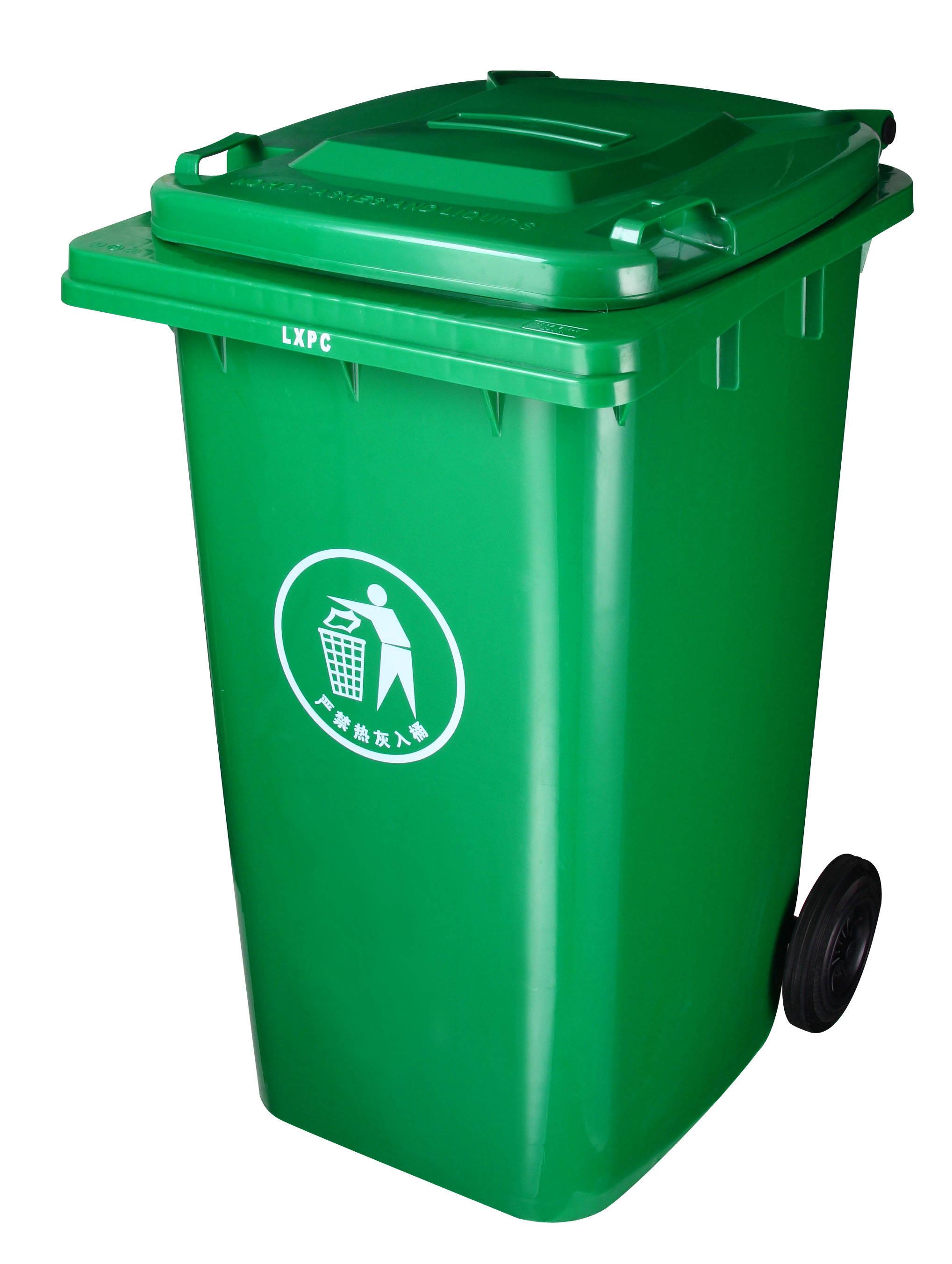 塑料垃圾桶,用于酒店装垃圾使用