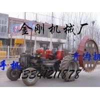 拖拉机改开沟机,拖拉机改装载机, 拖拉机改抓叉机