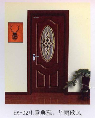 豪迈门业-室内门