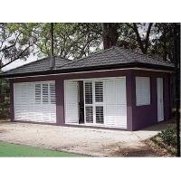 椴木透气窗,实木百叶窗,欧式木窗,古典门窗,别墅门窗