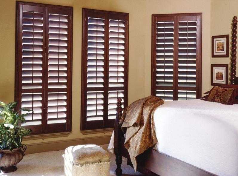 木制百叶窗