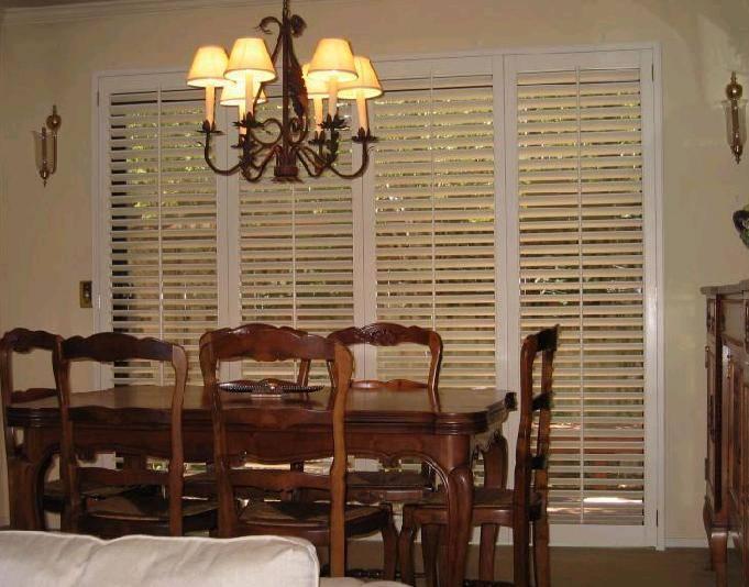 木制百叶窗 实木百叶移门 实木百叶门窗