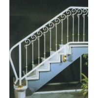 楼梯扶手、楼梯主柱、室内楼梯、阁楼楼梯、户外楼梯