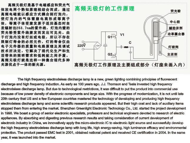 无极灯-电路原理图