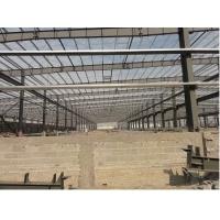 简易的轻钢厂房钢结构厂房钢结构仓库