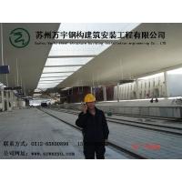 钢结构工程承包自制钢构公司