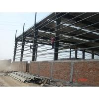 简易钢结构厂房设计钢防腐钢结构设计安装