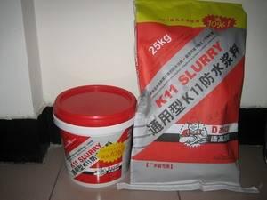 进口德高通用型K11防水浆料图片