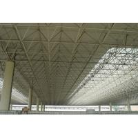 山东虹吸雨水·体育馆钢网架屋面排水工程