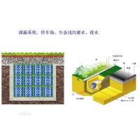 湖南新源雨水收集·HDPE同层排水系统