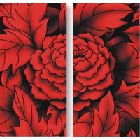 墙面挂饰-中国印象-和系列|马可波罗瓷砖陕西总代
