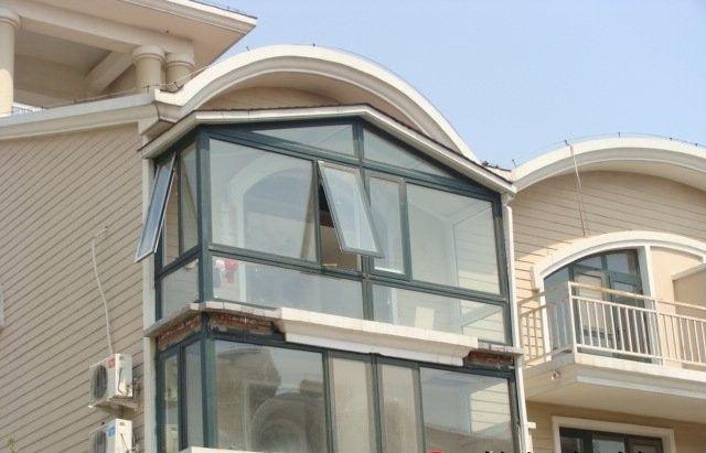 铝合金断桥窗 铝合金门窗 工厂生产