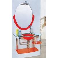圣洁雅卫浴-玻璃盆系列 709