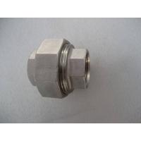 螺纹式不锈钢工业管件:由任(快速接头)