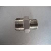 螺纹式不锈钢工业管件:内接头(异径外牙)