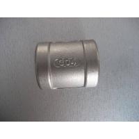螺纹式不锈钢工业管件:外接头(异径内牙)