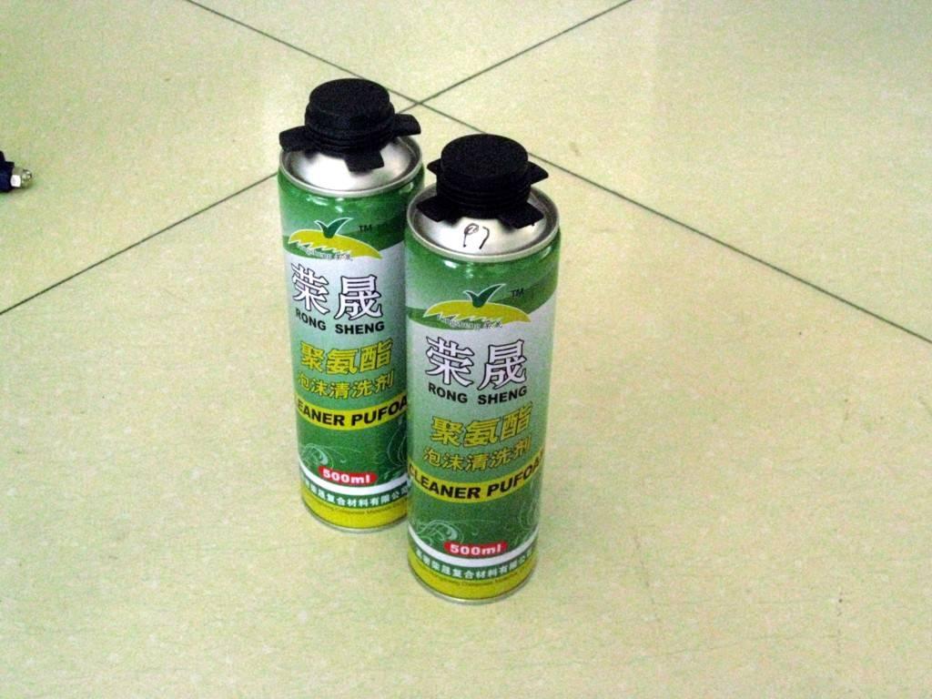 聚氨酯泡沫清洗剂
