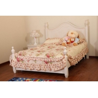 金冠华庭1.5米实木儿童床
