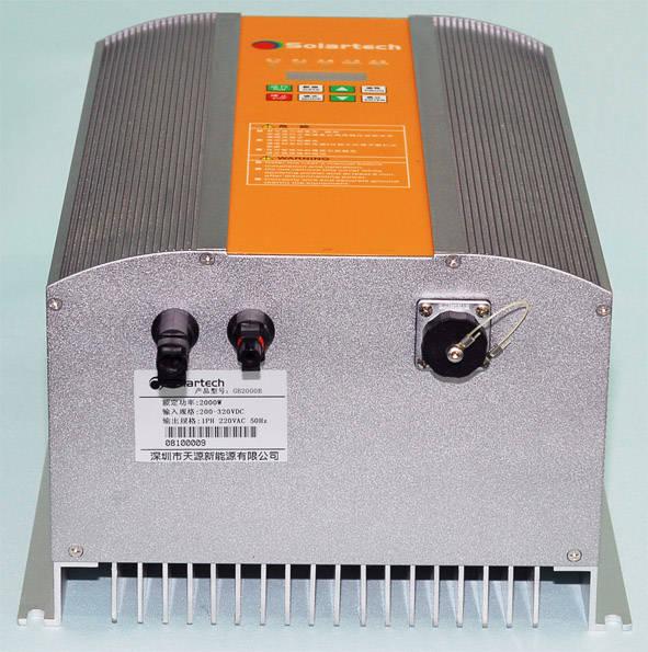 并网逆变器 3kw 太阳能发电