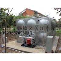 佛山不锈钢装配式方形生活水箱