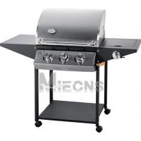 供应简易形 户外燃气烧烤炉 户外BBQ烤炉 户外燃气烤炉 瓦