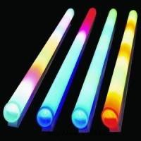 六段LED护栏管LED数码管追逐流水