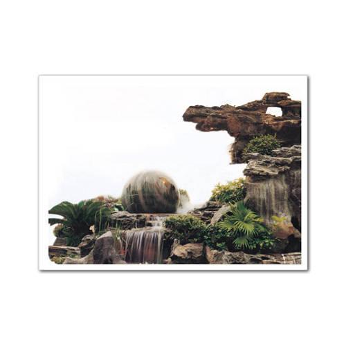 必利福GRC假山—JS06