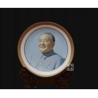 供应景德镇传统手工陶瓷,陶瓷盘/挂盘