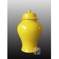 定做花瓶景德镇颜色釉陶瓷艺术摆件
