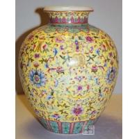 供应陶瓷装饰品粉彩瓷手工陶瓷工艺品