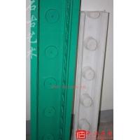 武汉石古水泥艺术围栏模具