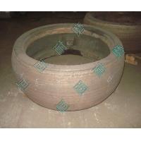 辊皮衬板堆焊修复