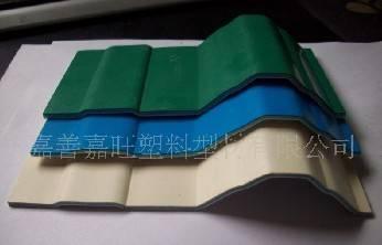 PVC外墙挂板 PVC环保瓦 装饰线条图片