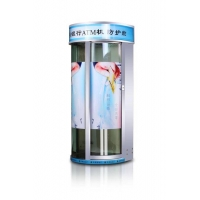 衡水、沧州安徽ATM防护舱(LEY90) ATM自助银行弧形