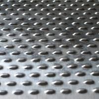 供应彩色不锈钢,小圆形粒防滑板