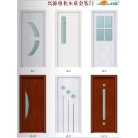 强化木质玻璃门,强化木质玻璃门哪家厂的质量好—推荐兴源木业