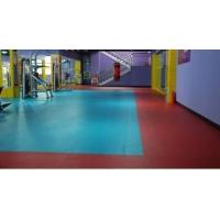 济南健身房活动室专用塑胶运动地板15053100449