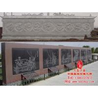 屏风,罗汉浮雕,浮雕文化墙,浮雕景观墙,浮雕迎门墙